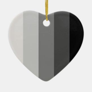 Proud Heterosexual Ornaments