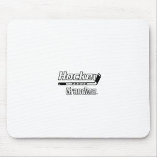 Proud Hockey Grandma Mouse Pad