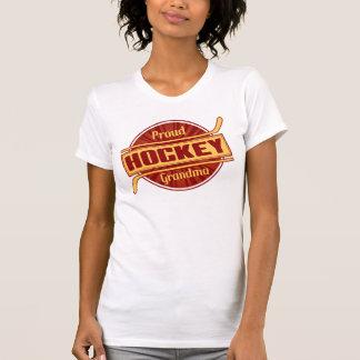 Proud Hockey Grandma Tshirts