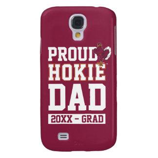 Proud Hokie Dad Class Year Samsung Galaxy S4 Cover