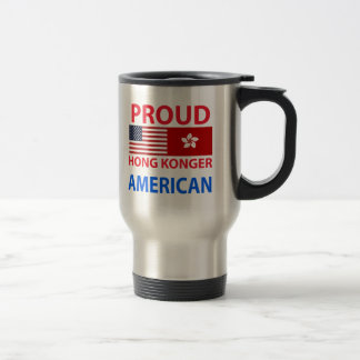 Proud Hong Konger American Travel Mug