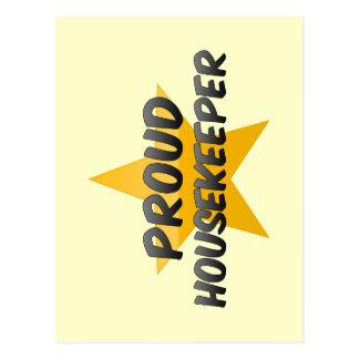 Proud Housekeeper Postcards