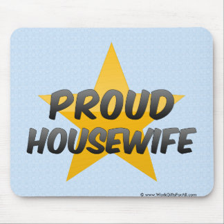 Proud Housewife Mouse Pad