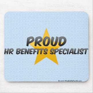 Proud Hr Benefits Specialist Mouse Pad