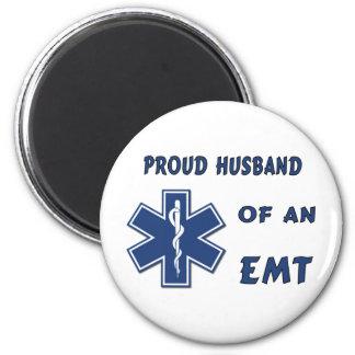 Proud Husband Of An EMT Magnet