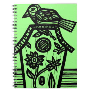 Proud Imaginative Dynamic Ready Spiral Notebook