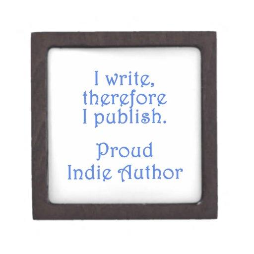 Proud Indie Author Premium Gift Boxes