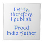 Proud Indie Author Tile