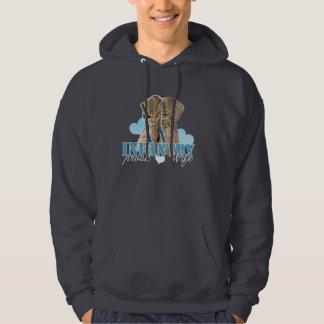 proud infantry wife hoodie