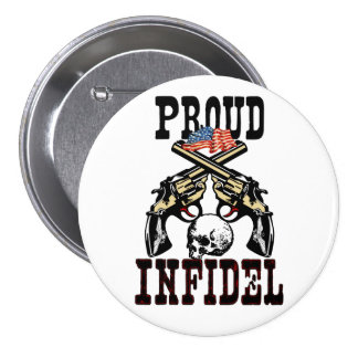 Proud Infidel! Buttons