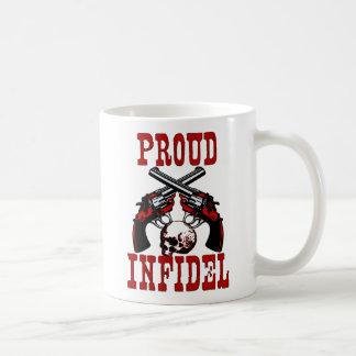 Proud Infidel Coffee Mug