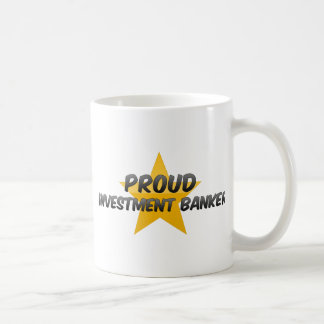 Proud Investment Banker Classic White Coffee Mug