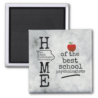 Proud Iowa School Psychologists Association Magnet