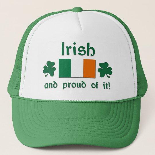 Proud Irish Trucker Hat