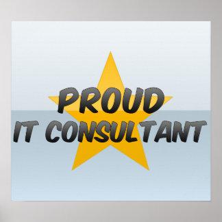 Proud It Consultant Print