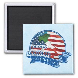 Proud Italian American Magnet