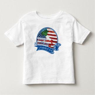 Proud Italian American Toddler T-shirt