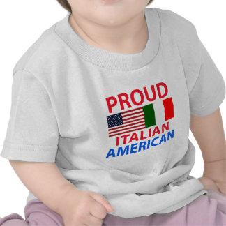 Proud Italian American Tshirts
