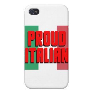 Proud Italian iPhone 4 Cover