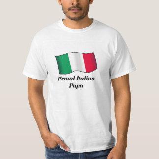 Proud Italian Papa T-Shirt