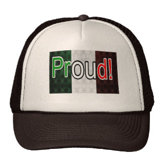 Proud Italian Trucker Hat