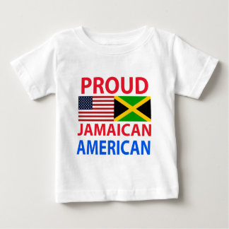 Proud Jamaican American Baby T-Shirt