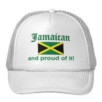 Proud Jamaican Trucker Hats