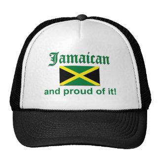 Proud Jamaican Mesh Hat