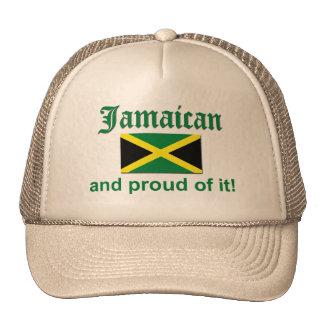 Proud Jamaican Mesh Hats