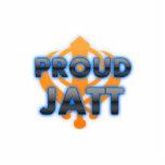 Proud Jatt, Jatt pride Acrylic Cut Out