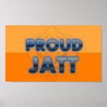 Proud Jatt, Jatt pride Print