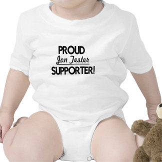 Proud Jon Tester Supporter! T Shirts