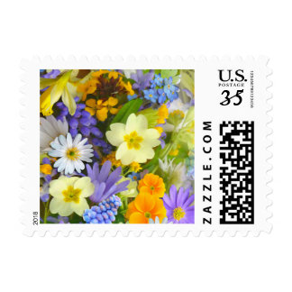 Proud Jovial Ideal Tough Postage Stamp