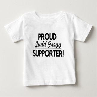 Proud Judd Gregg Supporter! Baby T-Shirt