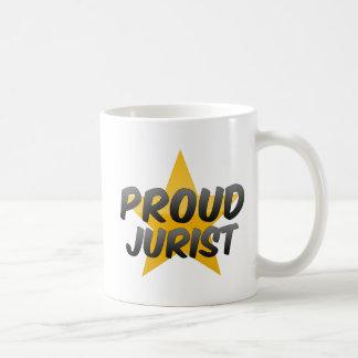 Proud Jurist Coffee Mug