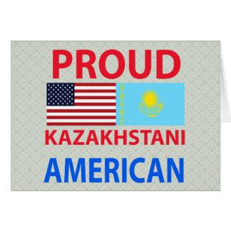 Proud Kazakhstani American Cards