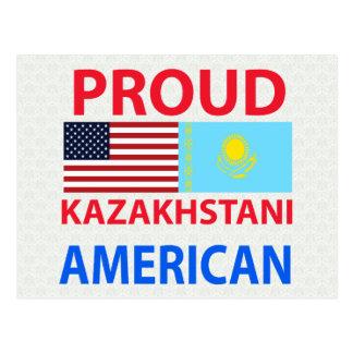 Proud Kazakhstani American Post Cards