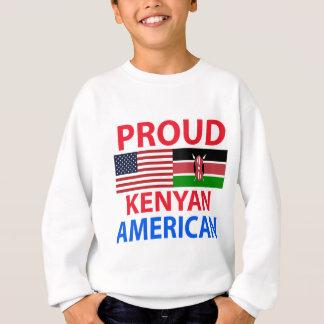 Proud Kenyan American Sweatshirt