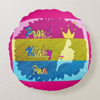 Proud Kinky Pan Collection Throw Pillow