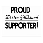 Proud Kirsten Gillibrand Supporter! Postcard
