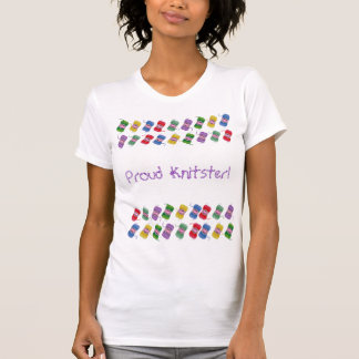 Proud Knitster T Shirt