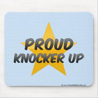Proud Knocker Up Mouse Pad