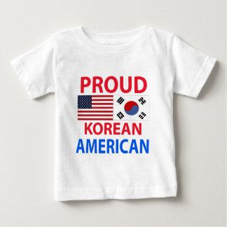 Proud Korean American T Shirt