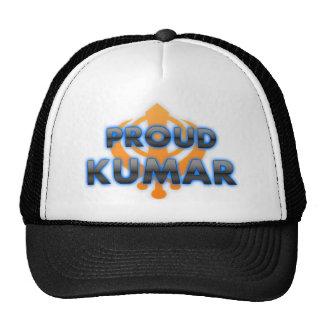 Proud Kumar, Kumar pride Mesh Hats