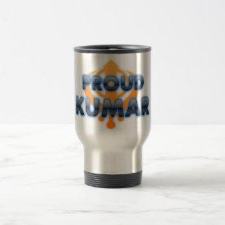 Proud Kumar, Kumar pride Coffee Mug