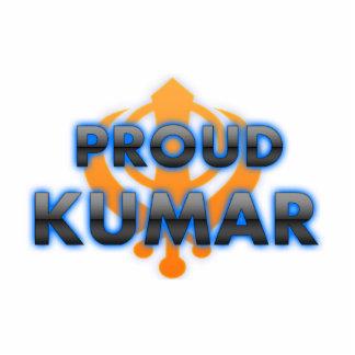 Proud Kumar, Kumar pride Acrylic Cut Outs