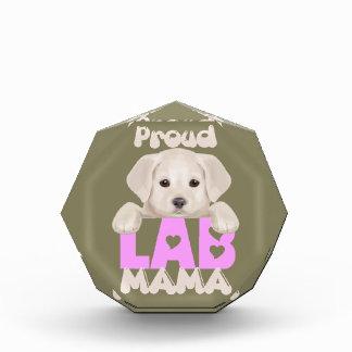 Proud Labrador Mom! For proud Labrador moms! Award
