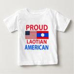 Proud Laotian American T Shirt