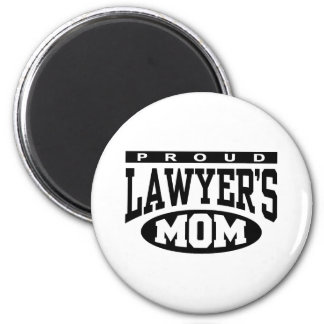Proud Lawyer's Mom Magnet