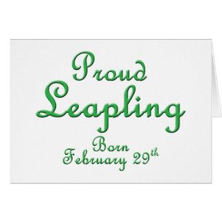 Leap Year Birthday Greeting Cards Zazzle